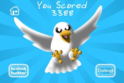 Bomber Taube für iPhone