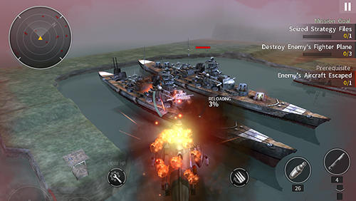 Gunship battle: Second war screenshot 4