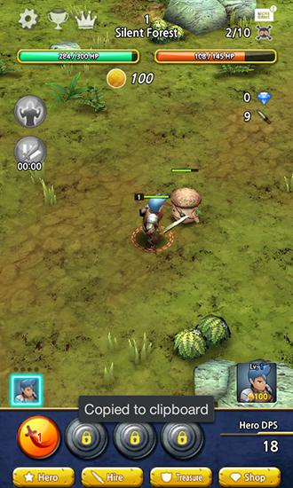Brave battle para Android