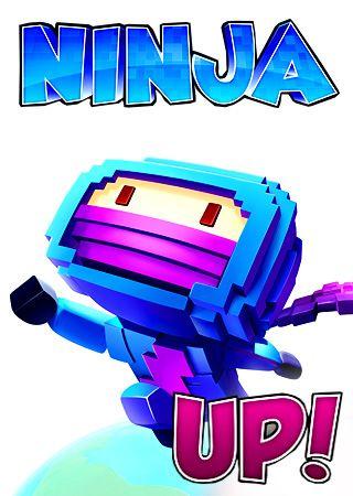 логотип Прыг-скок ниндзя!