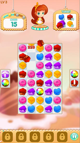 Cake maker: Cake rush legend скріншот 1