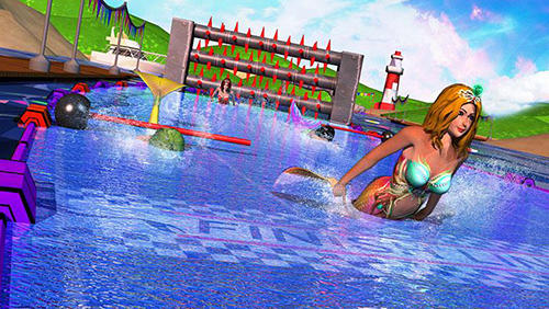 Mermaid race 2016 für Android