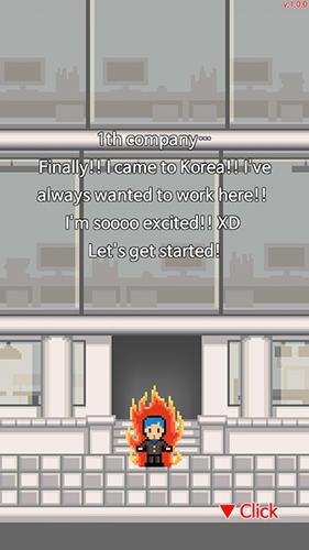 Arcade Don't get fired! für das Smartphone