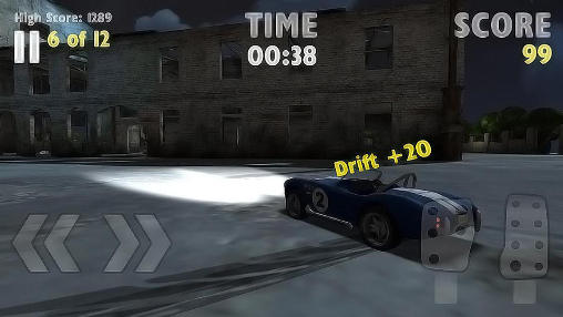 Midnight drift für Android