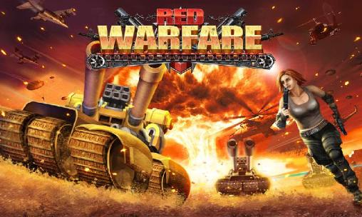 Red warfare: Let's fire! ícone