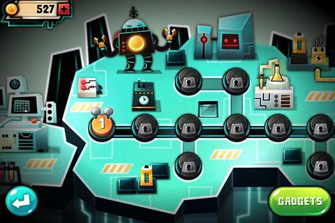 Arcade-Spiele: Lade Globlins auf dein Handy herunter