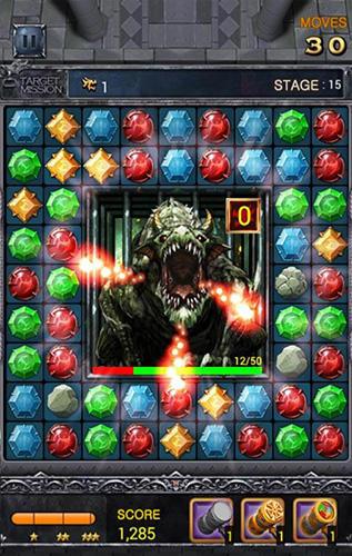 3 Gewinnt-Spiele Jewels dragon quest auf Deutsch