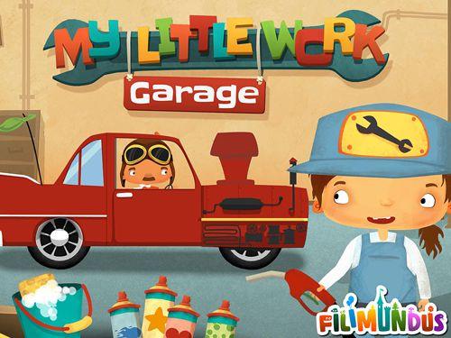 logo My little work: Garage
