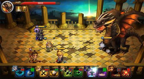 RPG Wonder tactics für das Smartphone