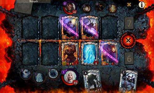 Kartenspiele Elemancer: Collectible card game auf Deutsch