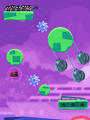 Rubber robbers: Rope escape для Android