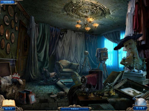 Abenteuer Dark dimensions: City of fog. Collector's edition für das Smartphone