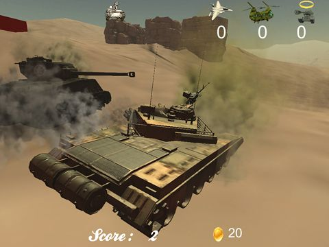 Panzer Titanen für iPhone