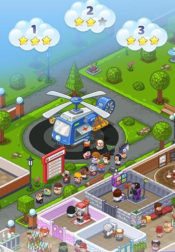 Spiele über Ärzte Fun hospital auf Deutsch