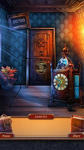 Abenteuer-Spiele Adventure valley: Forgotten manor für das Smartphone