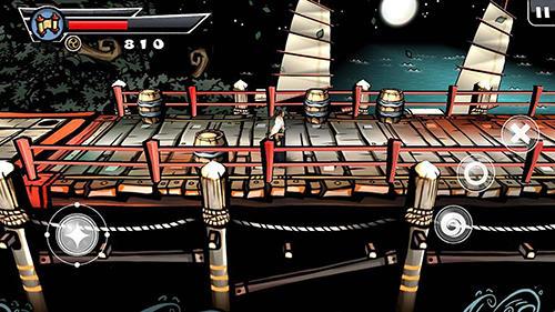 RPG Final bloodshed: Samurai war für das Smartphone