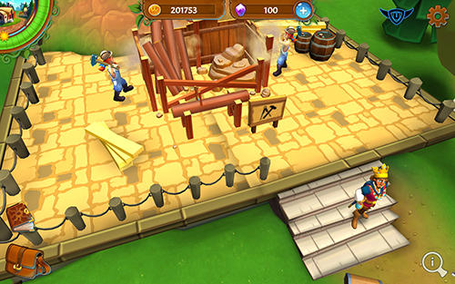 Farmer's fairy tale Screenshot