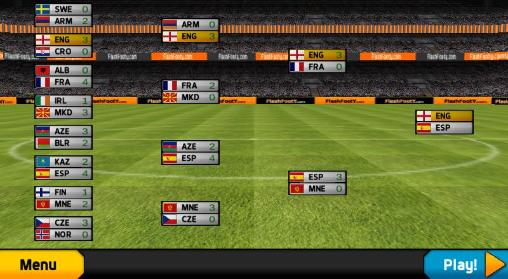 Goalkeeper premier: Soccer game para Android