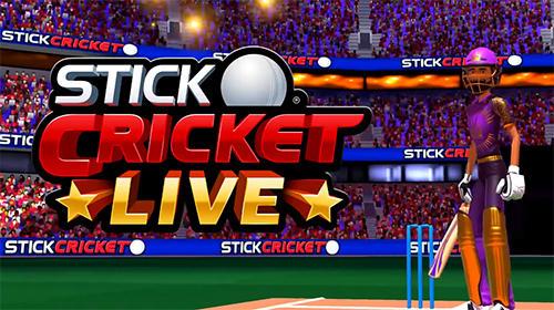 Stick cricket live Screenshot