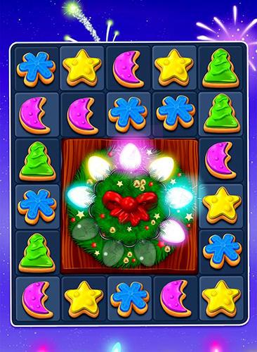 Dulces navideños para iPhone