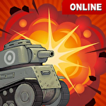 Crash of tanks online Symbol