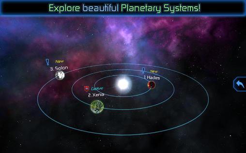 Interstellar defense Screenshot