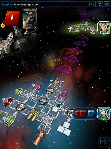 Логические игры Галактический дальнобойщик