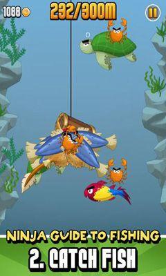 Ninja Fishing für Android