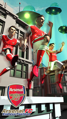 Arsenal FC: Endless football icono