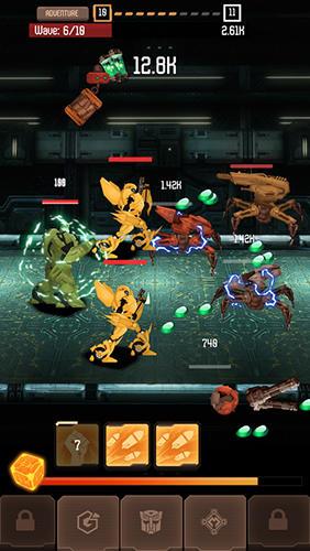 Transformers arena screenshot 4