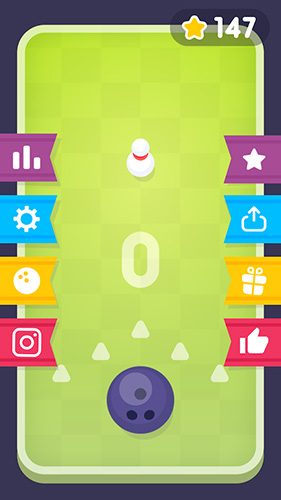 Pocket bowling for Android