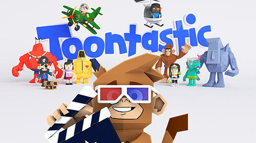 Toontastic 3D screenshot 1