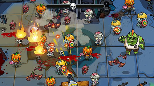 Zombie survival: Game of dead für Android