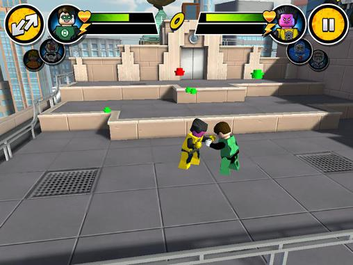 LEGO DC super heroes für Android