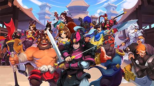 RPG Soul warriors for smartphone