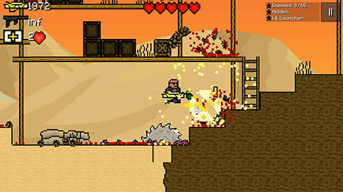 Pixel force 2 Screenshot