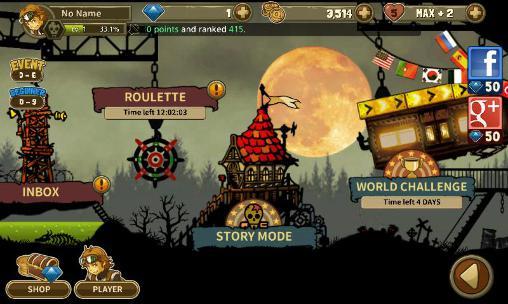 Arcade-Spiele Quickboy für das Smartphone