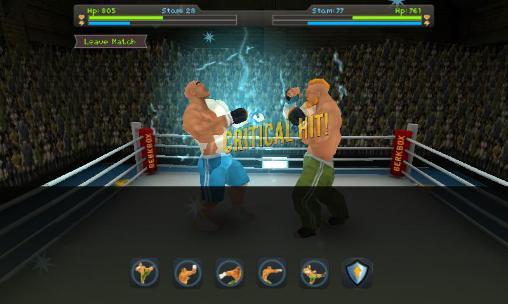 The champions of thai boxing league screenshot 1
