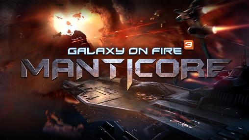 Galaxy on fire 3: Manticore captura de pantalla 1