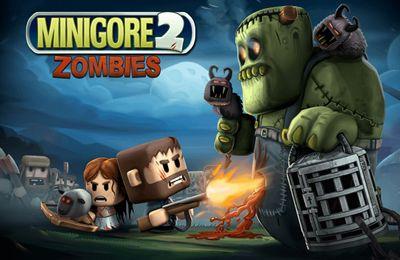 logo Minigore 2: les Zombies