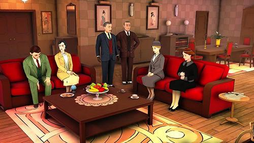 Agatha Christie: The ABC murders capture d'écran 1