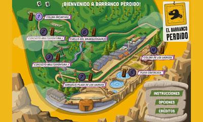 Arcade-Spiele Barranco Perdido für das Smartphone