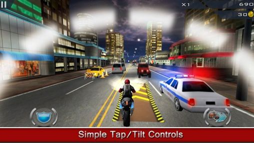 Dhoom:3 the game in English