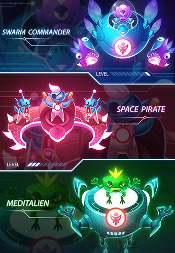 Star force: Patrol armada screenshots