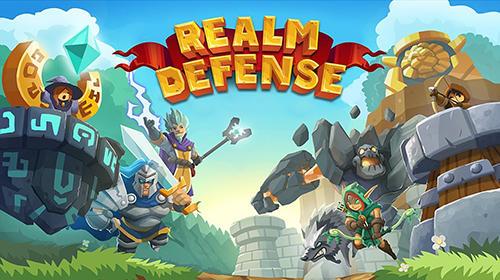 Realm defense: Fun tower game Screenshot