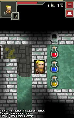 RPG-Spiele Remixed dungeon für das Smartphone
