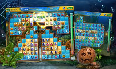 Fishdom Spooky HD pour Android