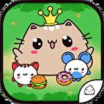Princess cat Nom Nom icon