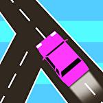 Traffic run! Symbol