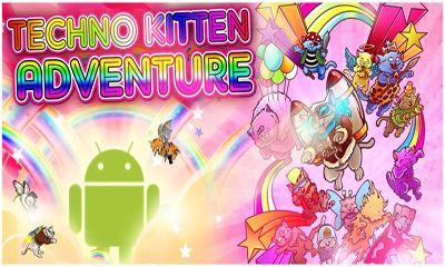 Techno Kitten Adventure icono